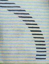 卡洛斯•克鲁兹-迭斯 - 挂毯 - induction chromatique
