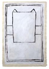 Joan HERNANDEZ PIJUAN - Dessin-Aquarelle - Casa sobre blanc (48)
