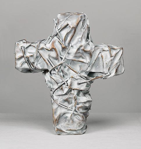 昆特•约克 - 雕塑 - Helles Nagelkreuz