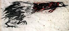 布鲁斯•瑙曼 - 版画 - Rooster