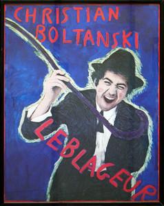 Christian BOLTANSKI - Druckgrafik-Multiple - Le Blagueur