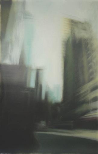 Jean-Marc AMIGUES - Pittura - Hong Kong 5