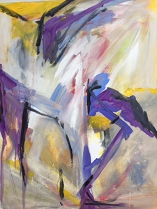Irène DARGET-BASTIEN - Painting - Malaya