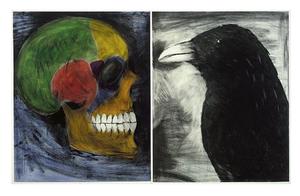 Jim DINE - Print-Multiple - Technicolor II