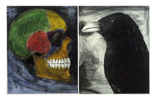 Jim DINE - Print-Multiple - Technicolor II