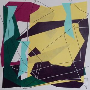 Nicolas SANHES - Painting - Untitled