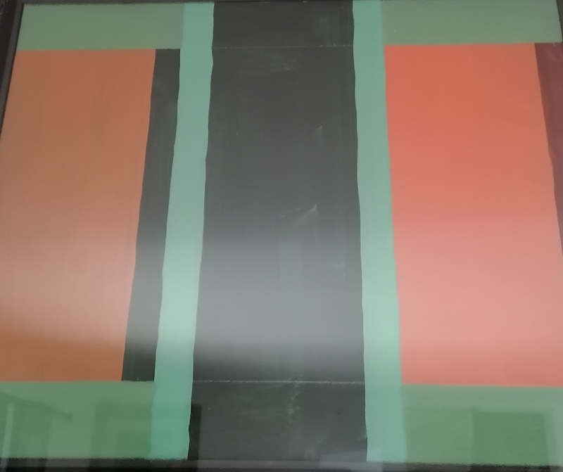 Ulrich ERBEN - Peinture - senza titolo