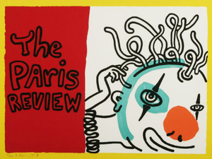 Keith HARING, PARIS REVIEW