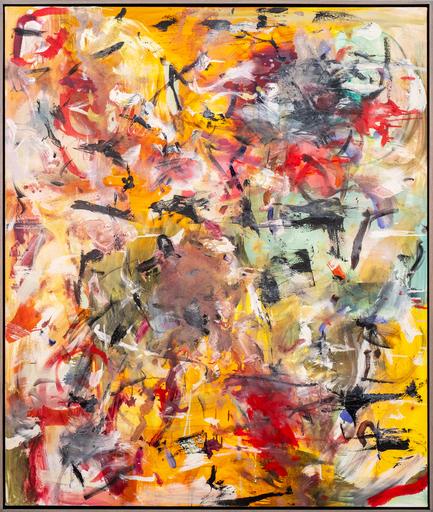 Scott PATTINSON - Painting - Waken All
