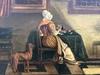 Charles MERTENS - Pintura - Scène d'interieur