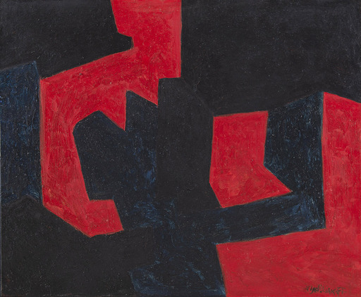 Serge POLIAKOFF - Painting - Sans titre