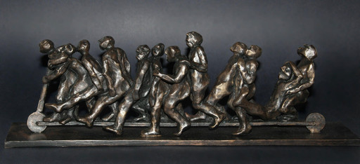 Christian LIGNAIS - Skulptur Volumen - Trottibus