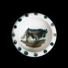 Pablo PICASSO - Céramique - Taureau
