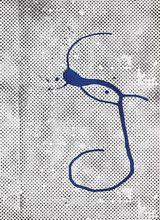 西格马尔•波尔克 - 版画 - Untitled (Griffelkunst 1988)