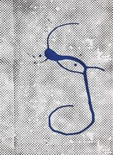Sigmar POLKE - Estampe-Multiple - Untitled (Griffelkunst 1988)