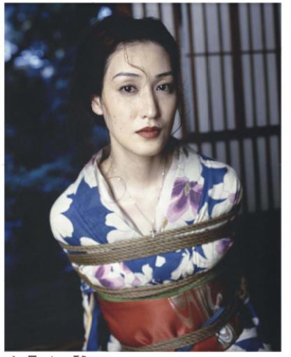 Nobuyoshi ARAKI - Photography - Bondage Series #2