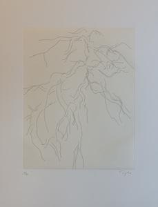 Gérard TRAQUANDI - Print-Multiple - Pin à crochets V
