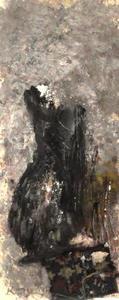 Ida KARSKAYA - Pintura - Sans titre 1978