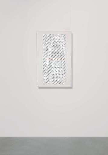 Mario NIGRO - Gemälde - 7 rossi