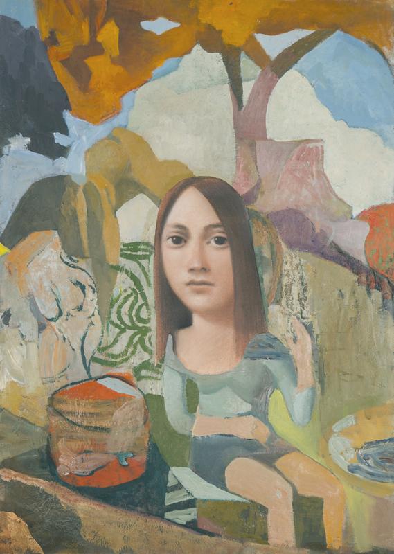 Paco ÑIGUEZ - Gemälde - Un lugar apacible