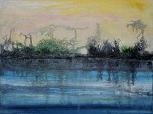 FABAL - Painting - Nature primaire 5