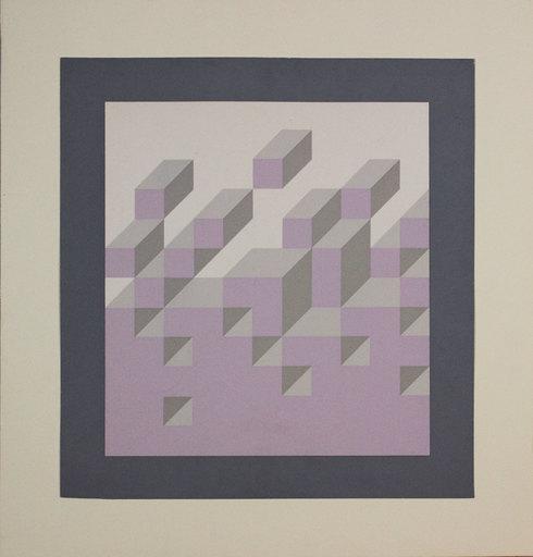DADAMAINO - Estampe-Multiple - Untitled