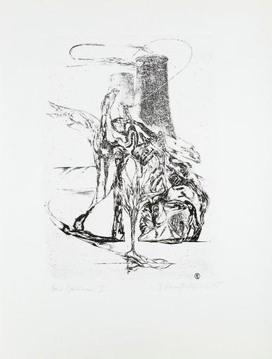 Dagmar RANFT-SCHINKE - Grabado - No title