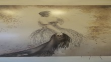 Louis ICART - Print-Multiple - Black shawl
