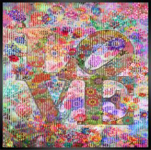 Patrick RUBINSTEIN - Peinture - Rewolf