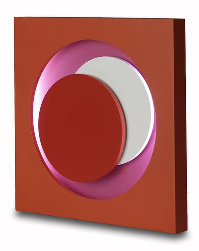 Geneviève CLAISSE - Escultura - Cercles rouge