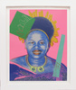 Andy WARHOL - Stampa-Multiplo - Queen Ntombi TP (FS IIB.346)