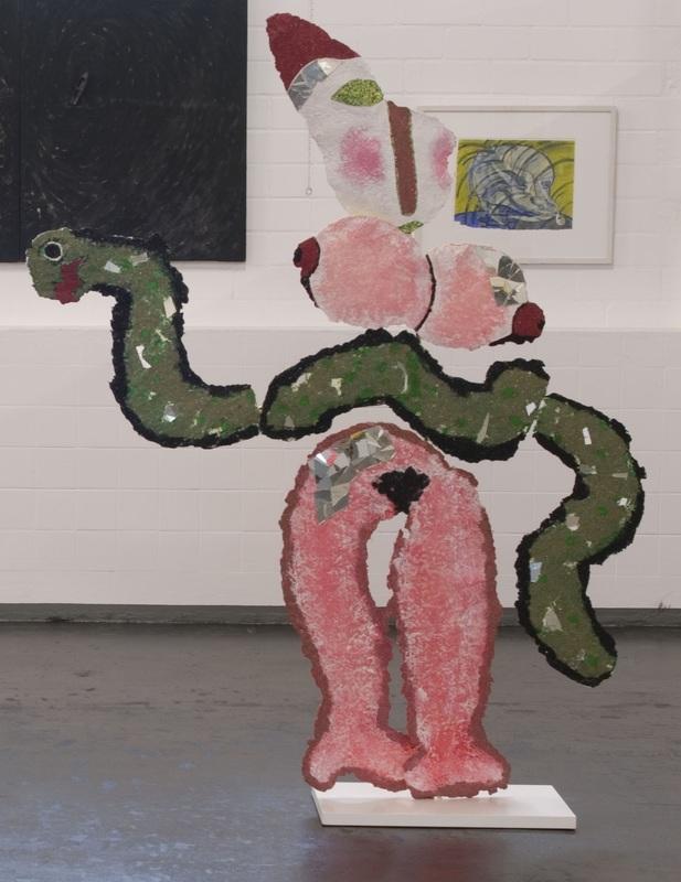 José DE GUIMARAES - Sculpture-Volume - o.T.