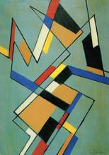 Ibrahim KODRA - Pintura - Vita di contrasti