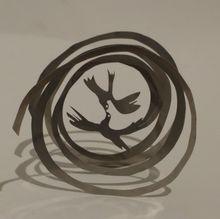 Menashe KADISHMAN - Sculpture-Volume - Love Birds