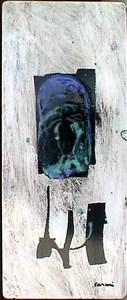 Eugenio CARMI - 绘画 - Senza Titolo 1958