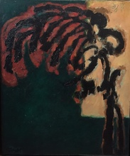 Robert HELMAN - Peinture - Sans titre