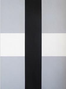 Daniel GÖTTIN - Painting - Untitled 4, 2019 (Abstract painting)