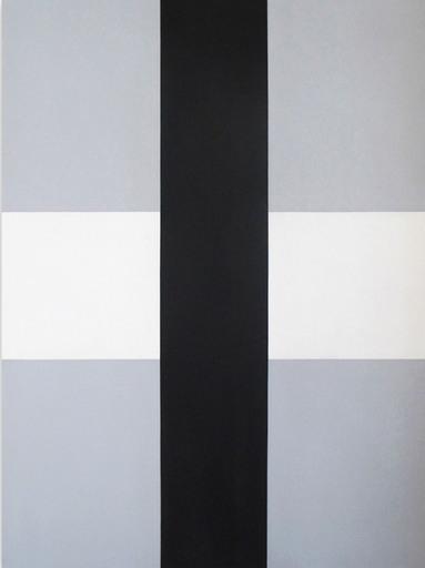 Daniel GÖTTIN - Gemälde - Untitled 4, 2019 (Abstract painting)