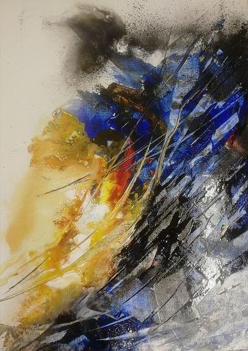Dann AUBERT - Peinture - Les Facettes de la Vie