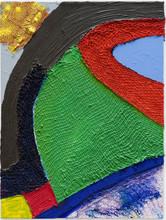 Anthony FROST - Pintura - Crow Hoof II