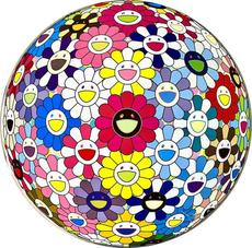 Takashi MURAKAMI - Print-Multiple - Space Show