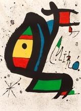 Joan MIRO - Print-Multiple - Miró. Obra gráfica, Madrid