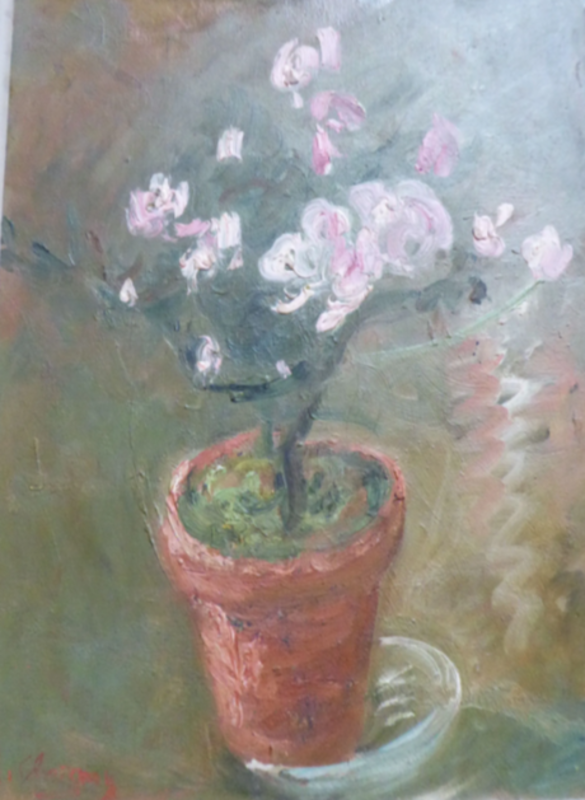 Émilie CHARMY - Pintura - fleurs