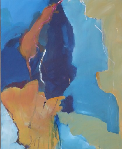 Sylvia GRAUER - Painting - pince