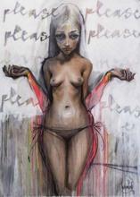 HERAKUT - Pintura - ''Please Love Me''