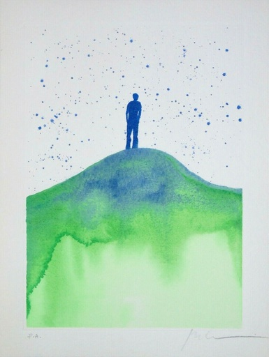 米莫·帕拉迪诺 - 版画 - Premio Sila