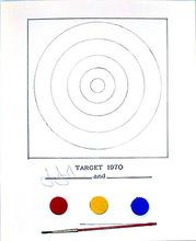 Jasper JOHNS - Print-Multiple - Technics and Creativity
