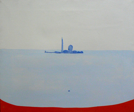 Virgilio GUIDI - Peinture - Marina