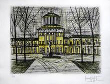Bernard BUFFET - Stampa Multiplo - Le Palais de Pavlovsk