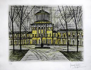 Bernard buffet le palais de pavlovsk 1248237 place for Bernard buffet cote